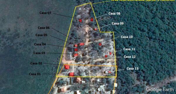 MP ajuíza ação para desocupar construções irregulares no Parque Estadual da Costa do Sol, em Arraial