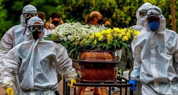 Brasil atinge marca de 500 mil mortes por Covid-19: veja os números da região