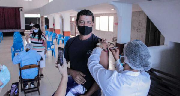 São Pedro da Aldeia começa a vacinar pessoas a partir de 47 anos na próxima semana
