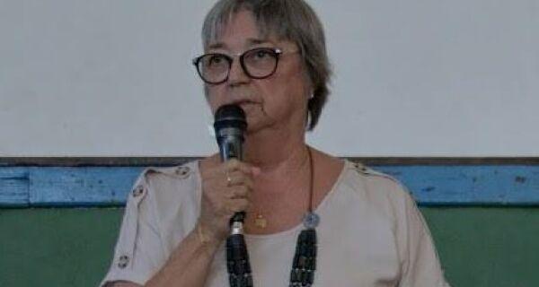 Ex-secretária de Administração, Elicéa da Silveira ganha força para assumir Educação em Cabo Frio