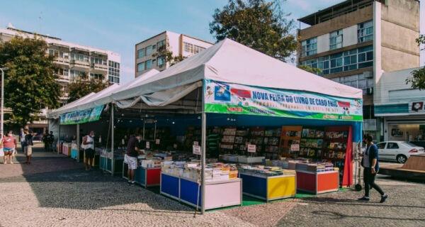 Jardim Esperança vai receber Nova Feira do Livro de Cabo Frio