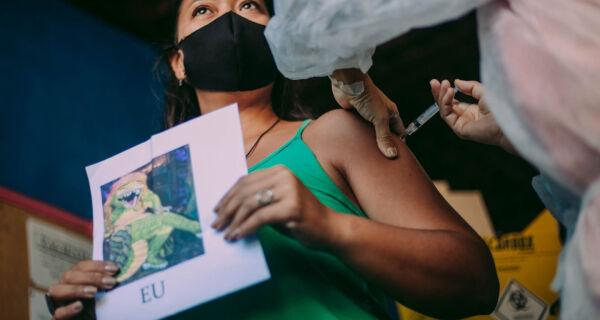 Cabo Frio inicia vacinação contra Covid-19 em pessoas de 50 e 55 anos na próxima semana
