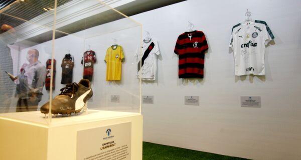 RioSolidario expõe objetos de atletas destinados a leilão virtual