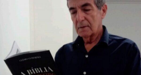 """Clésio Guimarães lança """"A Bíblia e o Marketing"""", pela Sophia Editora"""