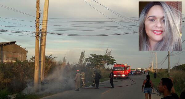 Vítima de acidente de carro em Figueira, distrito de Arraial, é identificada