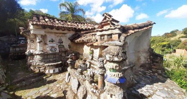 Obra de conservação da Casa da Flor é iniciada em São Pedro da Aldeia