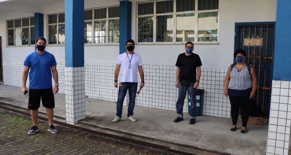 Escolas municipais de Cabo Frio passam por vistoria técnica