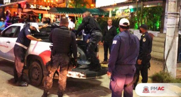 Arraial do Cabo autua donos de motocicletas em situação irregular