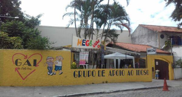 Instituição de apoio a idosos é furtada em Cabo Frio