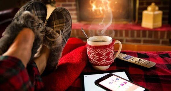Dicas para curtir o inverno em casa