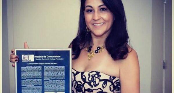 Palestrante motivacional que mora em Cabo Frio ganha prêmio nos Estados Unidos