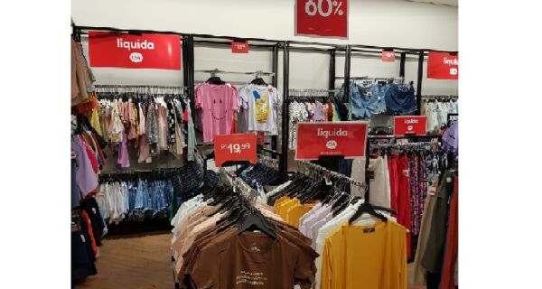 Shopping Park Lagos, em Cabo Frio, promove Liquidação dos Minipreços