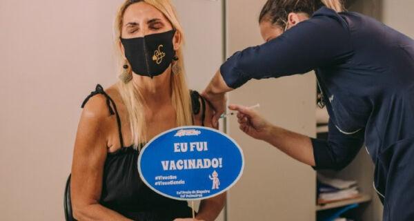 Cabo Frio anuncia que vai antecipar vacinação contra Covid em relação ao calendário do Estado