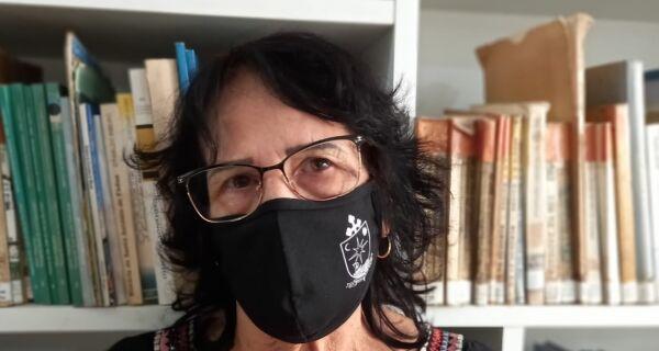 Zuleika Crespo, a guardiã das letras