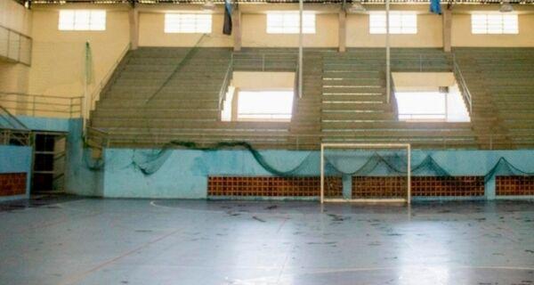 Municípios da região sofrem com precariedade na infraestrutura dos espaços esportivos