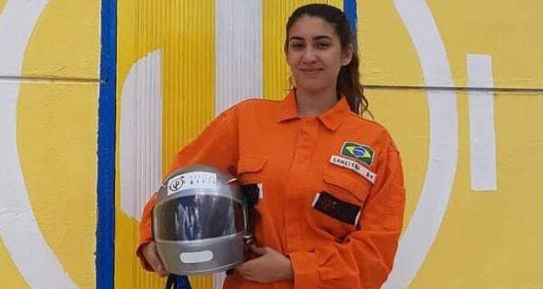 Estudante de Cabo Frio participa de experiência como astronauta análoga