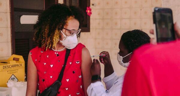 Cabo Frio retoma vacinação de adolescentes sem comorbidades contra Covid-19