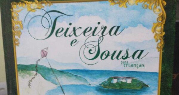 Escritora Rosana Andreia lança livro infantil sobre Teixeira e Sousa