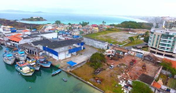 Galpão de Sal é o assunto do Conselho Municipal de Patrimônio nesta segunda-feira (2)
