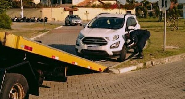 Em operação, Guarda de Cabo Frio aplica 15 notificações por estacionamento irregular