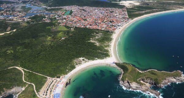 Arena do Rei e Rainha do Mar 2021 será na Praia do Peró, em Cabo Frio