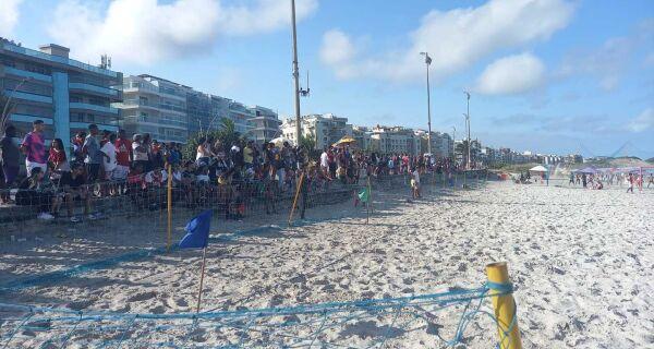 Campeonato de Futebol de Praia de Cabo Frio entra na quinta rodada