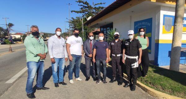 Prefeito de Iguaba Grande estuda a criação de um novo centro de lazer e Polo Gastronômico