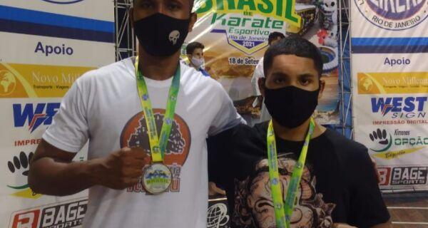 Atletas de Cabo Frio se preparam para o Campeonato Brasileiro de Karatê