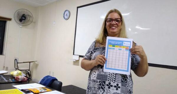 Professora da região cria método inovador para ensinar números primos