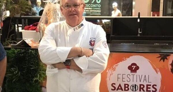 Festival Sabores de Cabo Frio convida público de casa a ser 'chef por um dia'