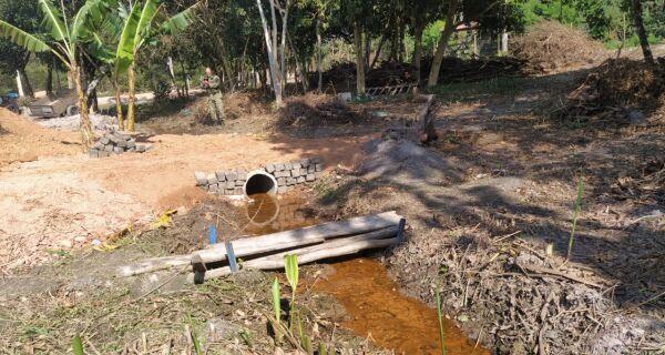 Polícia Ambiental encontra área desmatada com 400 metros quadrados no Segundo Distrito de Cabo Frio