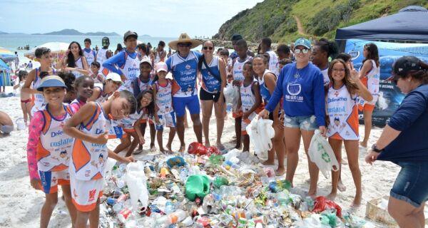 Projeto Limpeza dos Mares acontece neste sábado (18), em Arraial do Cabo