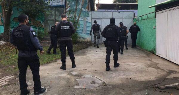 Três acusados de envolvimento no assassinato do trader Wesley Passano são presos