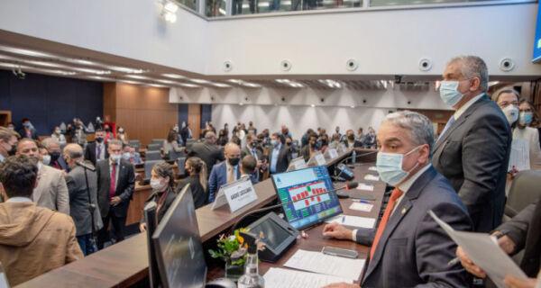 Alerj começa a discutir pacote de projetos para adesão do Rio ao Regime de Recuperação Fiscal