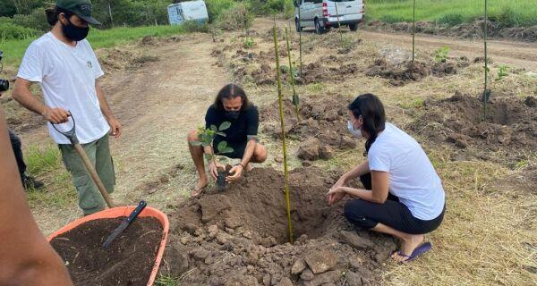 Instituto Ecológico Búzios Mata Atlântico comemora Dia da Árvore com plantio de mudas nativas