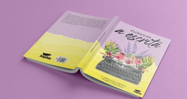 Em homenagem ao 'fazer poético', antologia 'Florescer a Escrita' reúne poemas de 53 escritores
