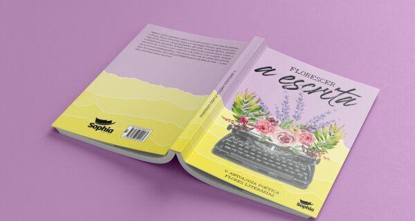 Sophia Editora lança antologia de poemas durante Festa Literária em Cabo Frio