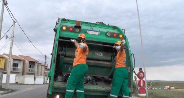 Cabo Frio cria equipe 100% feminina para a coleta de resíduos domiciliares