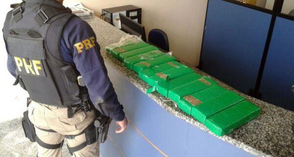 Homem que levava 12 kg de maconha para Búzios é preso