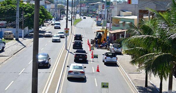 Movimento nas estradas de acesso à região é tranquilo neste feriadão