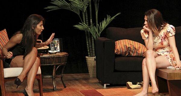 Espetáculo 'Apaixonados' tem apresentação única no teatro de São Pedro da Aldeia