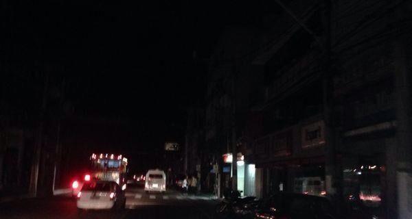 Acidente deixa bairros de Cabo Frio sem energia