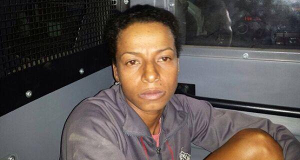 Mulher é presa com 14 munições de diversos calibres no Morro do Limão, em São Pedro