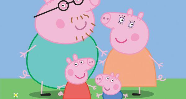 Teatro Municipal da Cabo Frio recebe neste domingo peça infantil 'Peppa Pig'