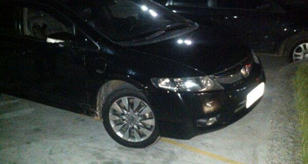 PM prende suspeito de participar de quadrilha especializada em roubo e adulteração de carros
