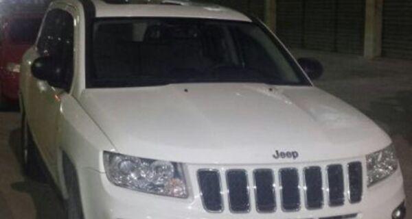 Preso em Aquárius suspeito de participar de roubo de Jeep em Rio das Ostras