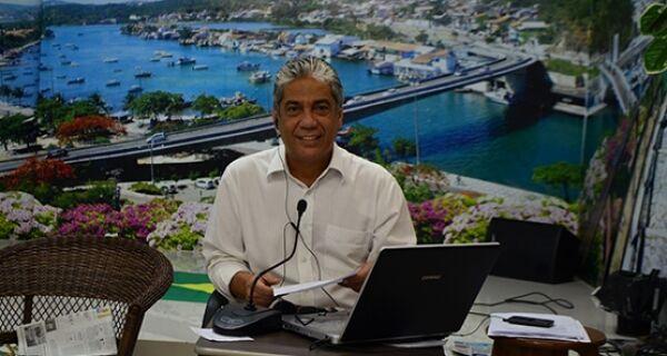 Amaury Valério comemora 25 anos de Cabo Frio