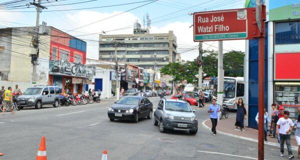 Alterações no trânsito de Cabo Frio serão mantidas durante Corpus Christi