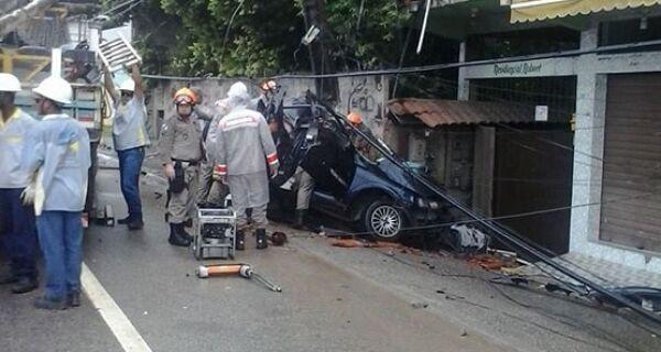 Único sobrevivente do acidente que matou quatro em São Pedro deverá ser liberado nesta segunda (23)