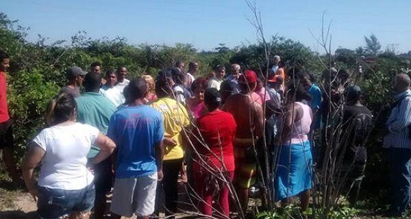 Invasores de terra em Tamoios podem responder criminalmente